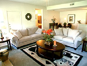 Living Room at Listing #136096