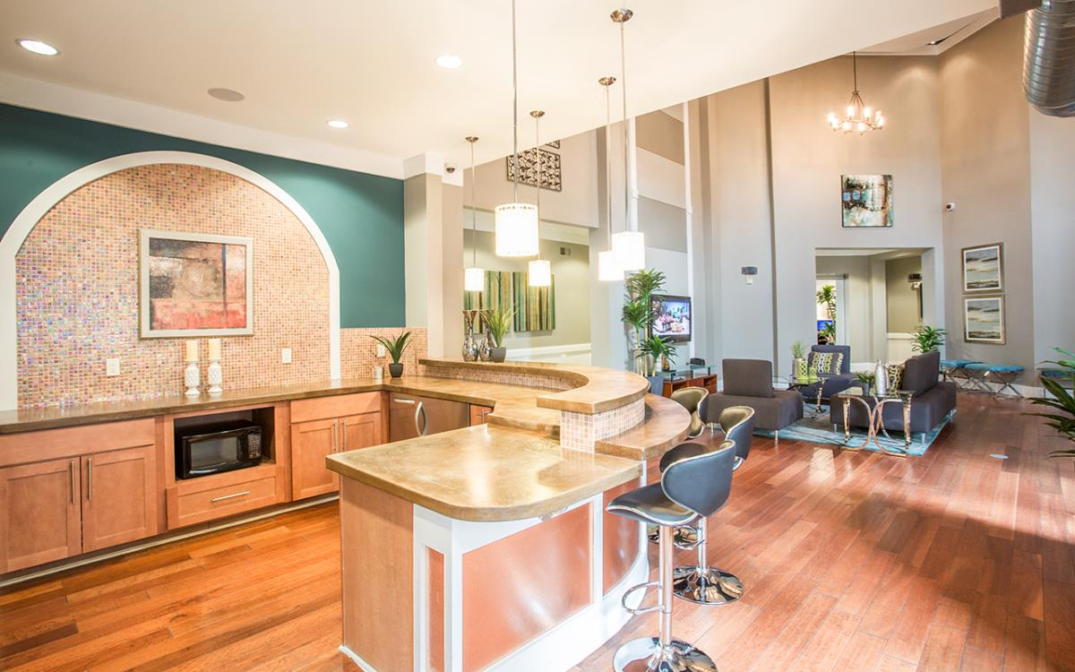 Clubhouse at Listing #145775