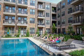 Pool at Listing #302218