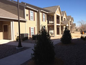 Exterior at Listing #144069