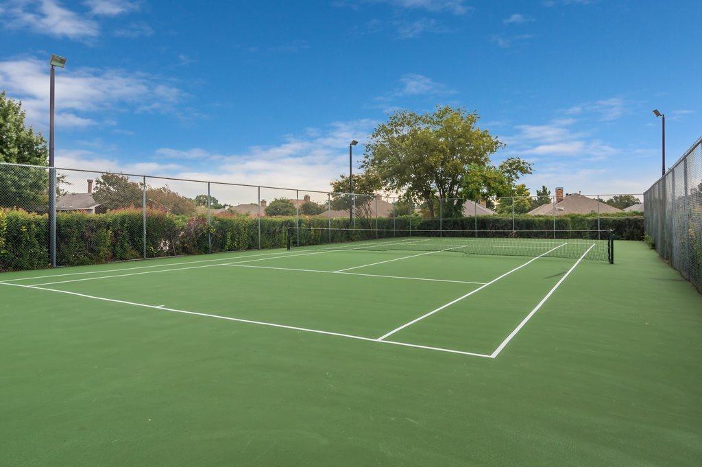 Tennis at Listing #135701
