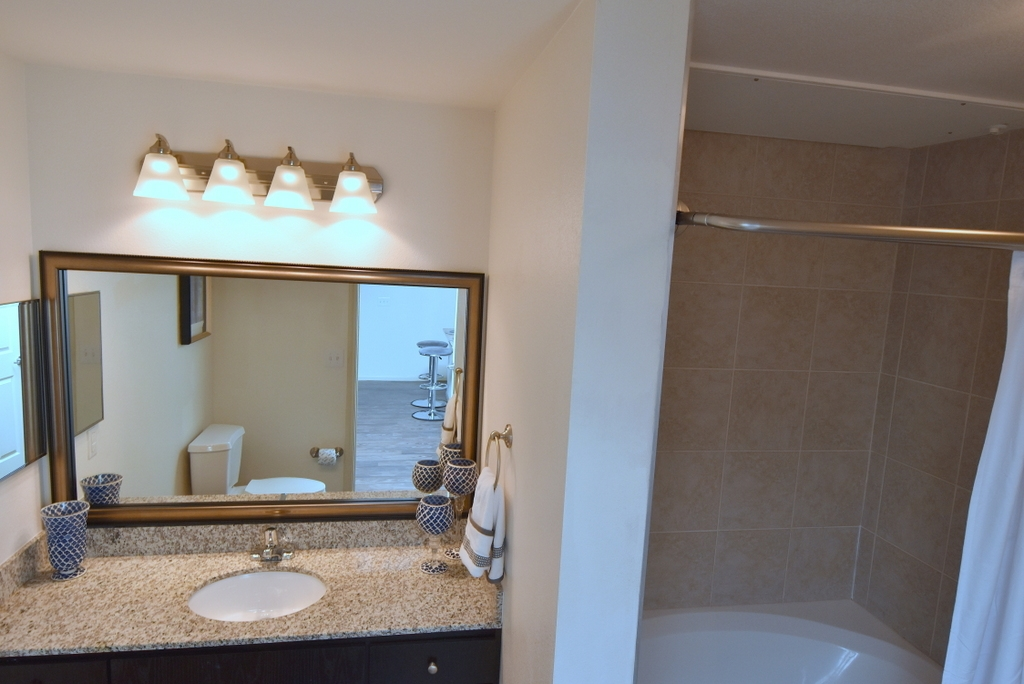 Bathroom at Listing #151520