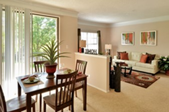 Living/Dining at Listing #137501