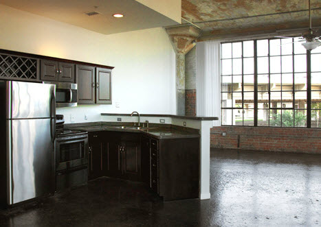 Kitchen at Listing #137678