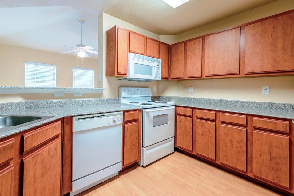 Kitchen at Listing #144527