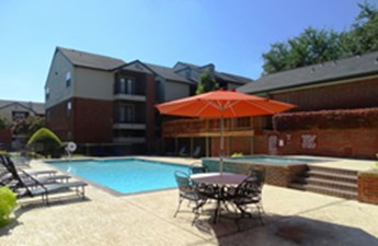 Pool at Listing #136178