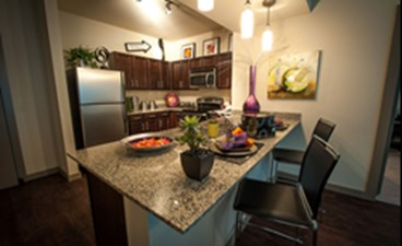 Kitchen at Listing #153240
