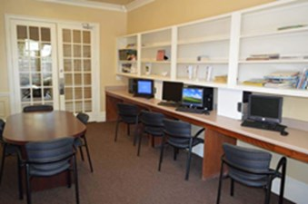 Business Center at Listing #144955