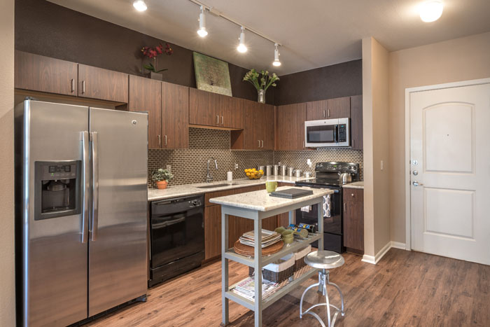 Kitchen at Listing #147723