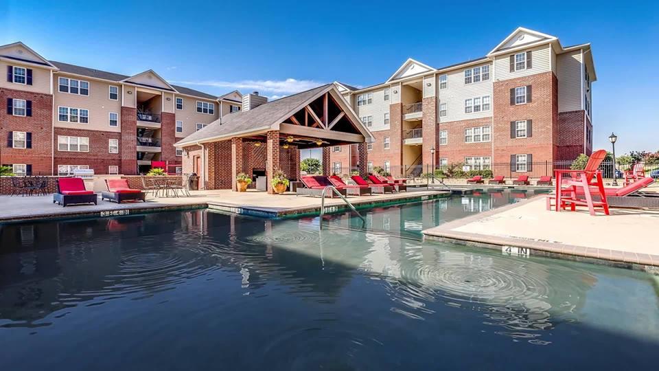 Pool at Listing #150365