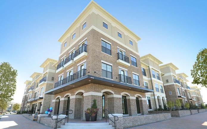 Century Lake Forest Apartments McKinney TX