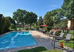 Pool at Listing #136122