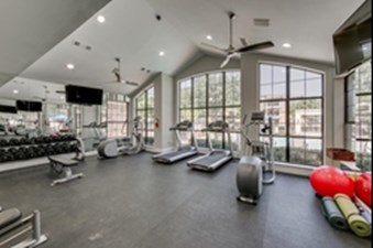 Fitness Center at Listing #138144