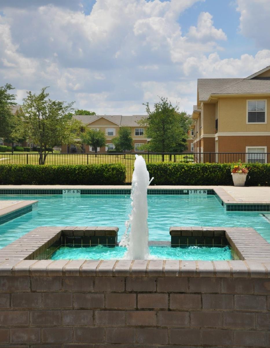 Pool at Listing #137971