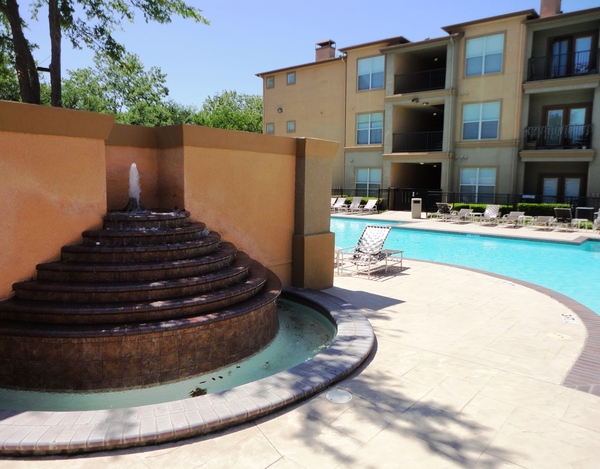 Fountain at Listing #137893