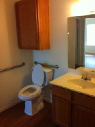 Bathroom at Listing #227088