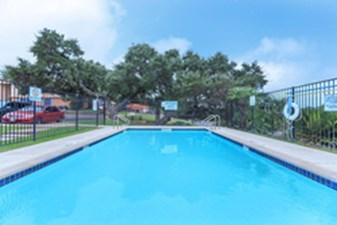 Pool at Listing #140559