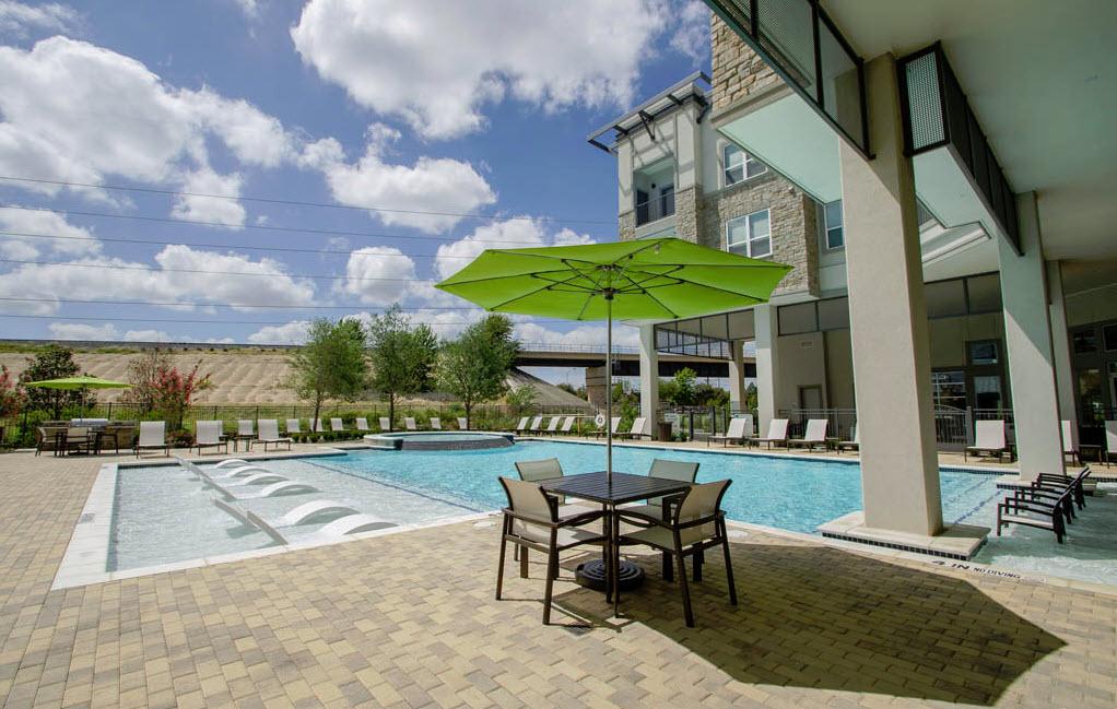 Pool at Listing #242447