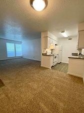 Living/Kitchen at Listing #139472