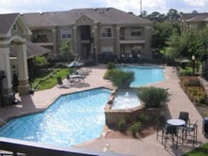 Pool at Listing #144057