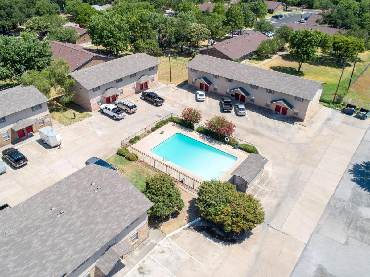 Arial View at Listing #217329