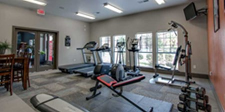 Fitness Center at Listing #147713