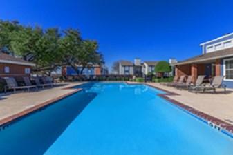 Pool at Listing #136120