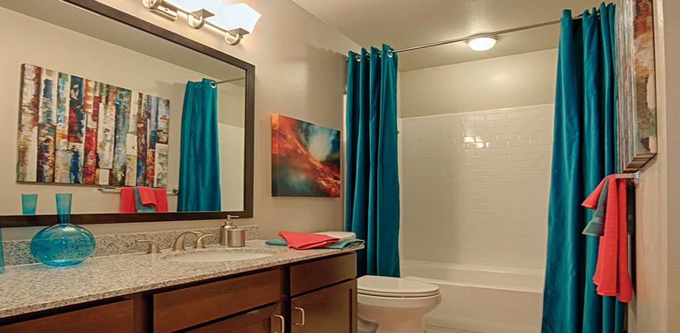 Bathroom at Listing #247346
