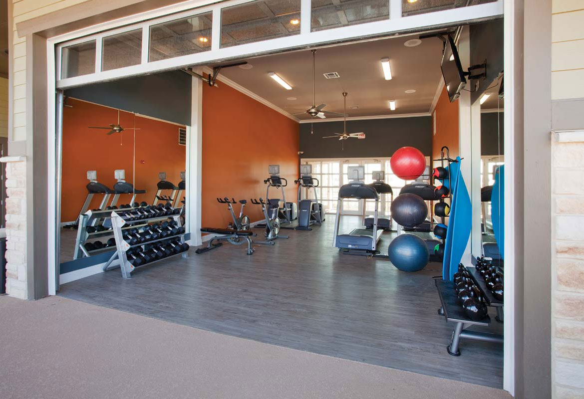 Fitness at Listing #282281