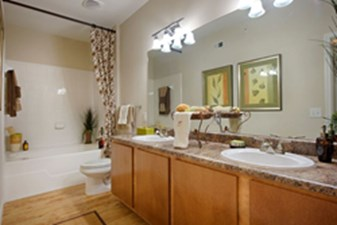 Bathroom at Listing #144621