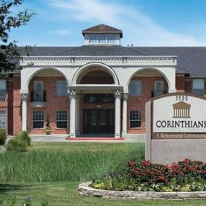 Corinthians Apartments , TX