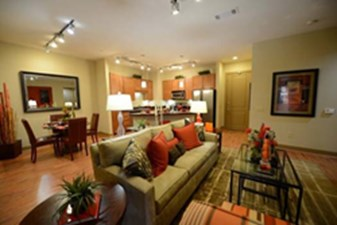 Living Area at Listing #144402