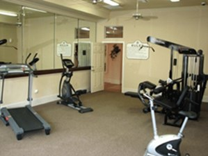 Fitness at Listing #150604