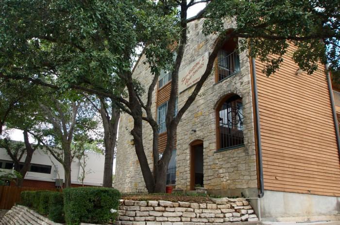 Sandstone Apartments Austin TX