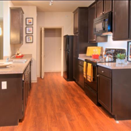 Kitchen at Listing #153243