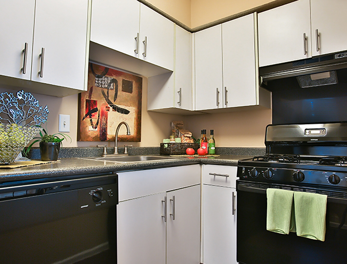 Kitchen at Listing #140973