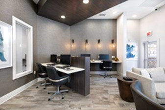 Business Center at Listing #304881