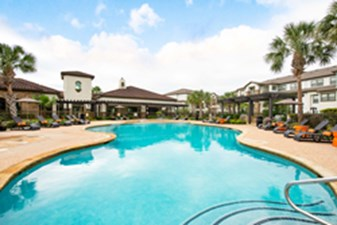 Pool at Listing #144156