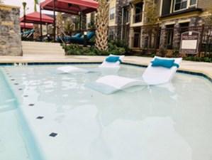 Pool at Listing #286389
