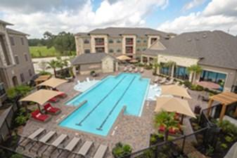 Pool at Listing #261435