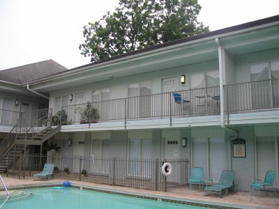Pool at Listing #138973