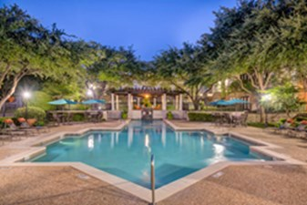 Pool at Listing #137989