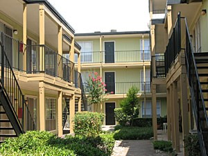 Oak Park Apartments Austin, TX