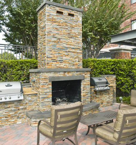 Fire Pit at Listing #139337