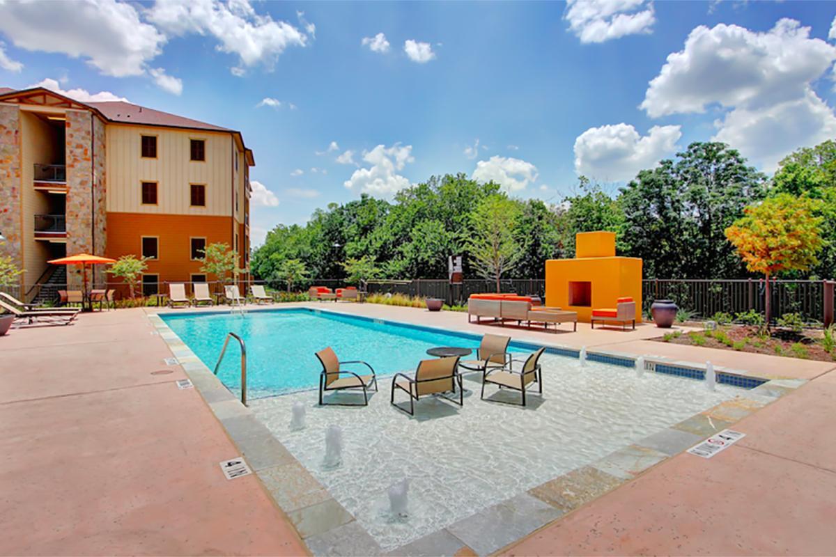 Pool at Listing #252050