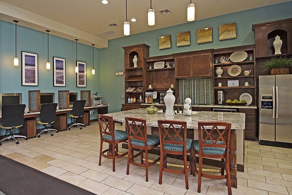 Clubhouse at Listing #145921