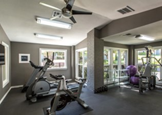 Fitness Center at Listing #140194
