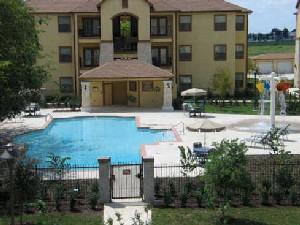 Pool Area at Listing #145170