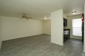 Living/Kitchen at Listing #139773