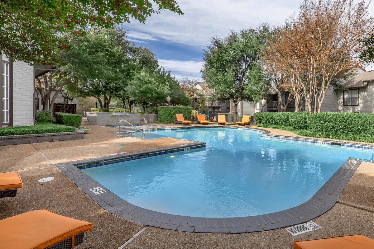 Pool at Listing #135842